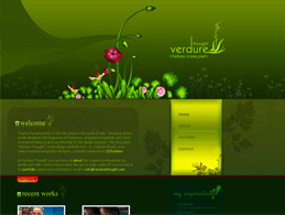 Verdure Thought