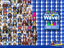 World Wide Wave